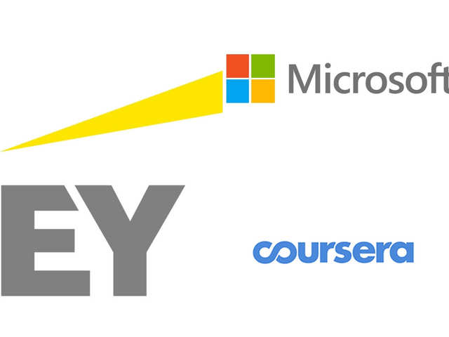 Struggling to find a job? Enroll in free courses by Microsoft, EY & Coursera to hone your skills