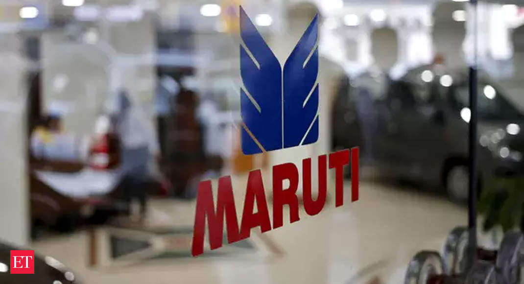 Rural markets faring better than urban centres amid coronavirus pandemic: Maruti Suzuki