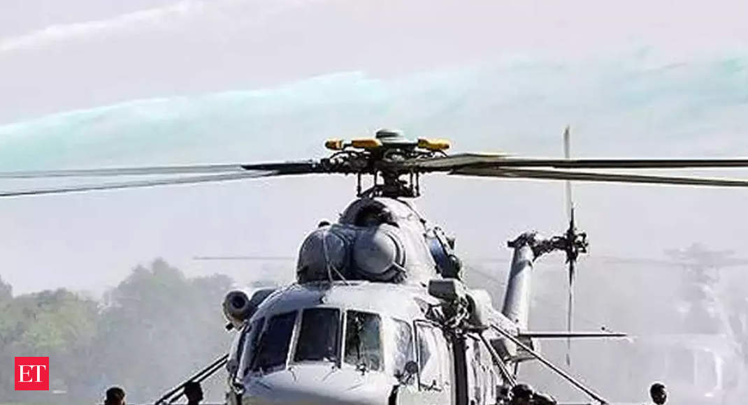 IAF deploys 2 MI-17 choppers to contain locusts invasion near Jodhpur