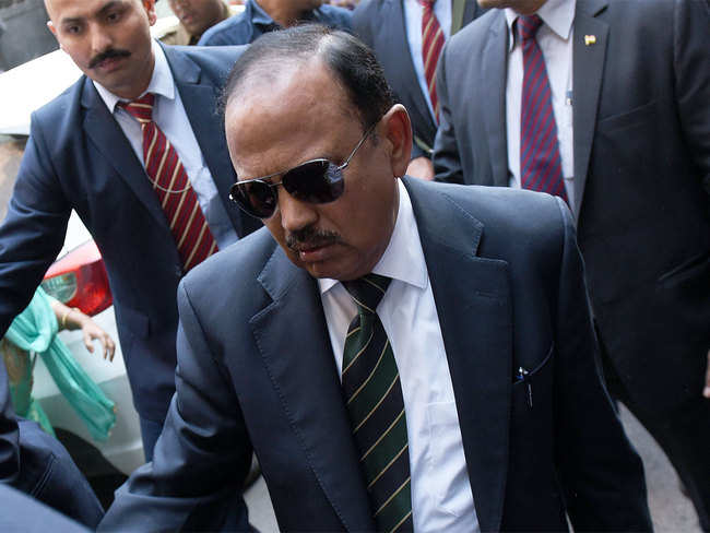 NSA Ajit Doval stresses on 'timely and visible action' during two-hour talks with Wang: officials