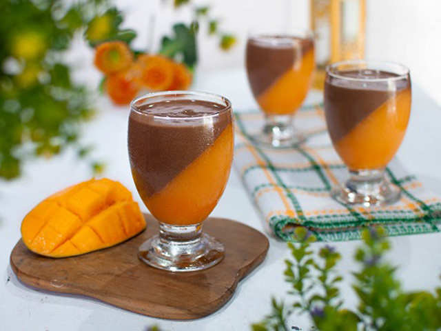 World Chocolate Day: The goodness of chocolate combined with mango is the perfect summer dessert
