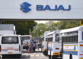 Aurangabad: Bajaj Auto to cut 50% wages of Waluj plant employees if lockdown imposed