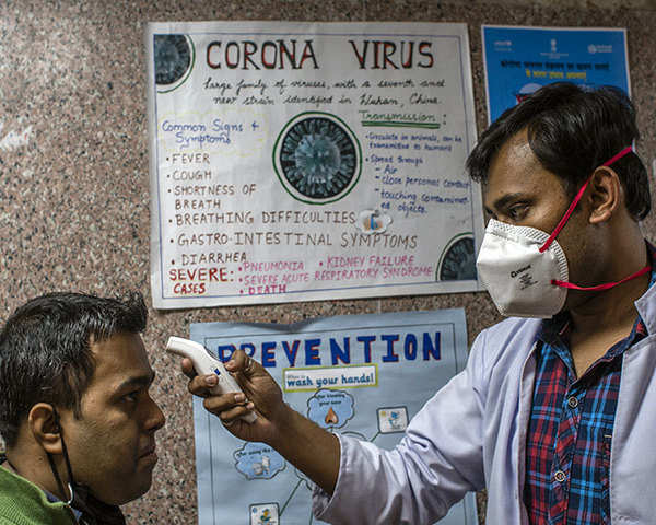 Coronavirus India News 22 752 New Covid 19 Cases Reported In Last 24 Hrs Total Tally Nears 7 5 Lakh Mark