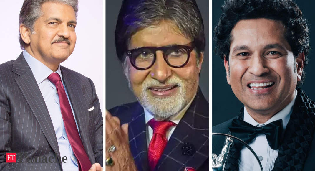 Photo of Sports stars & India Inc pray for Big B; Mahindra calls him a 'natural fighter', Tendulkar sends best wishes
