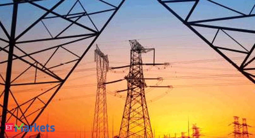 Trending stocks: Adani Power shares fall nearly 1% - The Economic Times