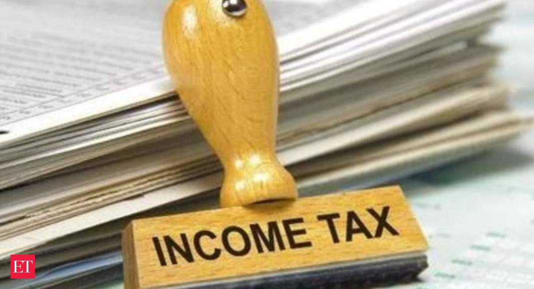I-T dept offers one-time relaxation for verification of returns filed electronically - The Economic Times