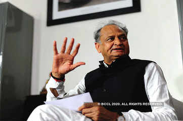 Ashok Gehlot shows support of 107 ruling MLAs, Pilot invited for meeting on Tuesday