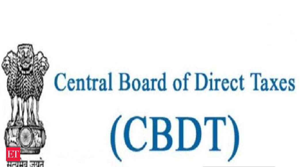 Central Board of Direct Taxes restarts proceedings under faceless scheme - The Economic Times