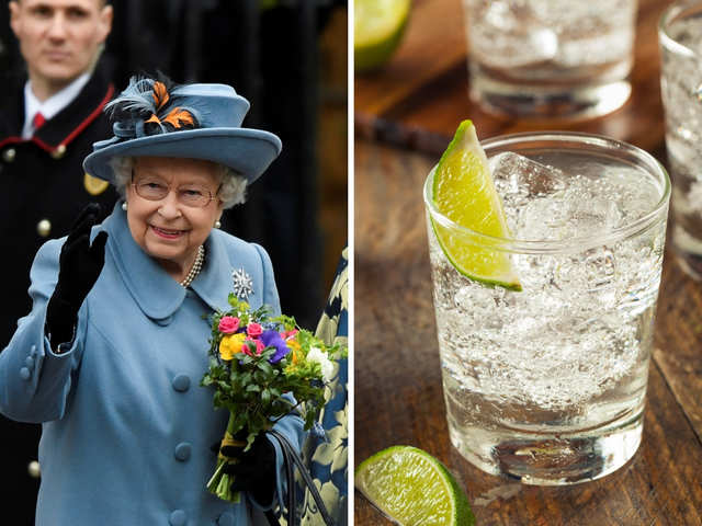 More G&T, Ma'am? Dry gin infused with herbs from Buckingham Palace gardens goes on sale