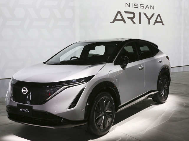Tesla Model Y, watch out: Nissan rolls out new e-crossover 'Ariya', priced at $46K