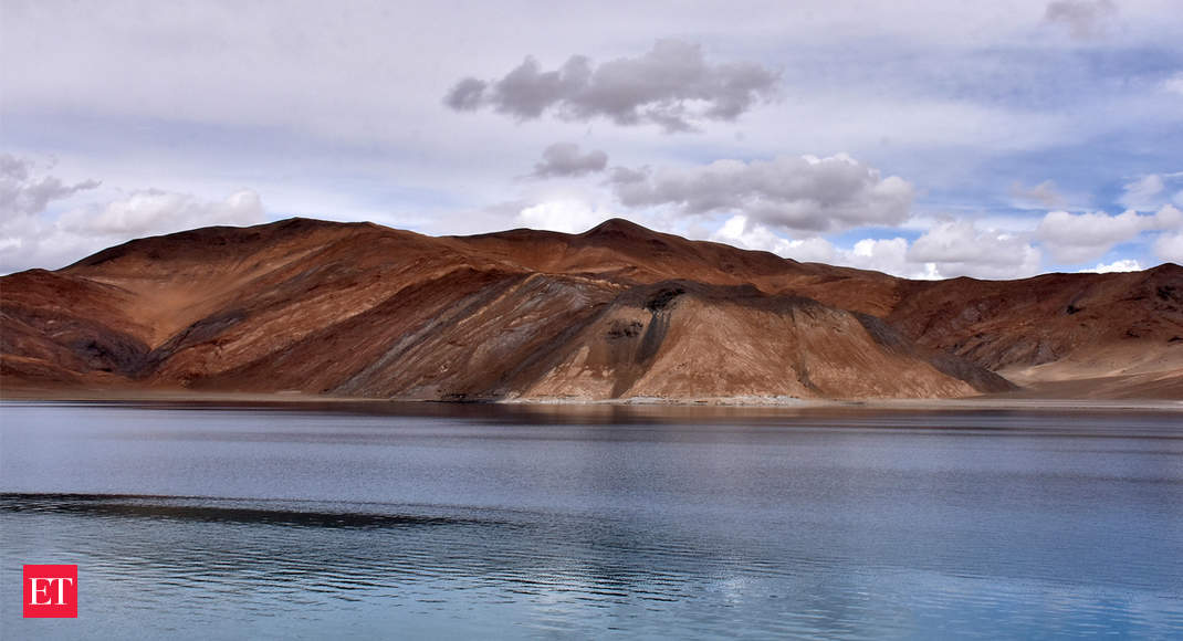 Locals close to Pangong Tso Lake search to re-erect their tourist camps