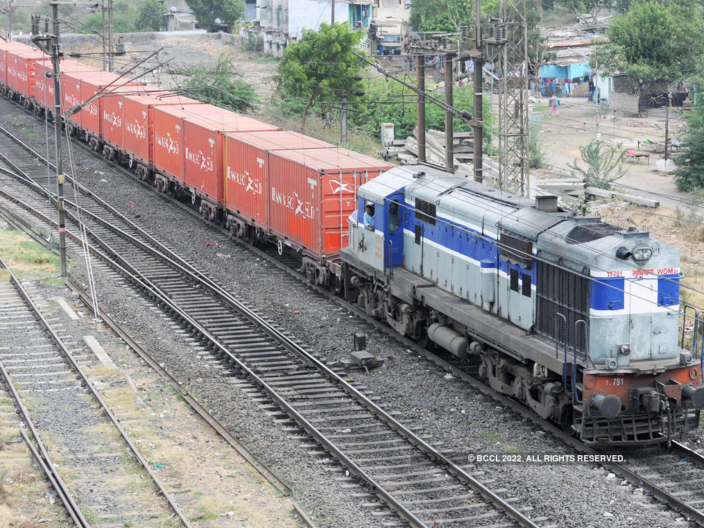 Indian Railways plans to monetise assets of Dedicated Freight Corridor project