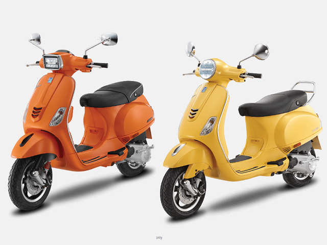 Piaggio India launches updated Vespa scooters, VXL and SXL, starting at Rs 1.10 lakh