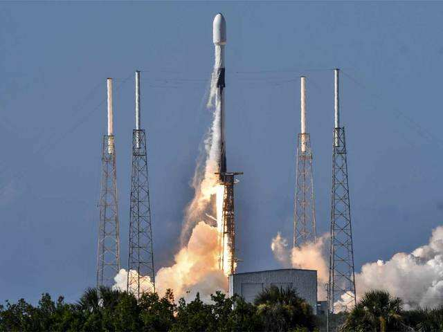 First-ever military satellite
