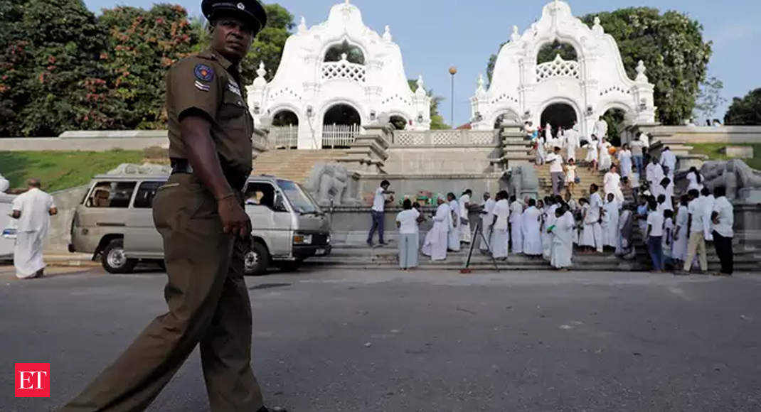 Sri Lanka Easter Sunday attacker's spouse could have fled to India