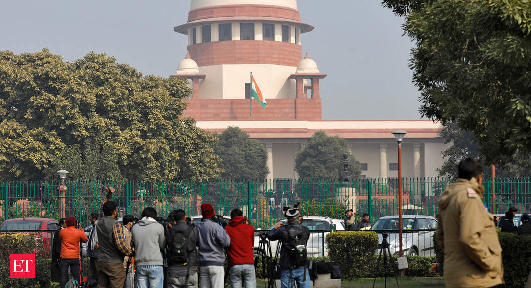 Supreme Court dismisses physical hearings till now