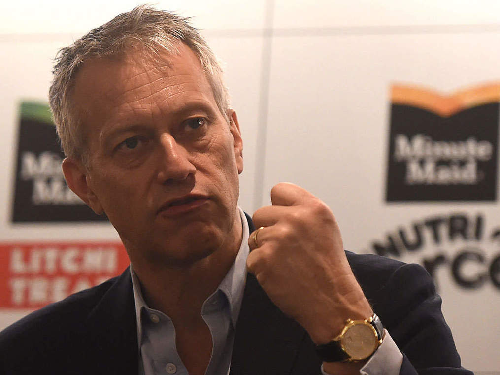 Intense India lockdown significantly hurt global sales: Coca-Cola CEO James Quincey