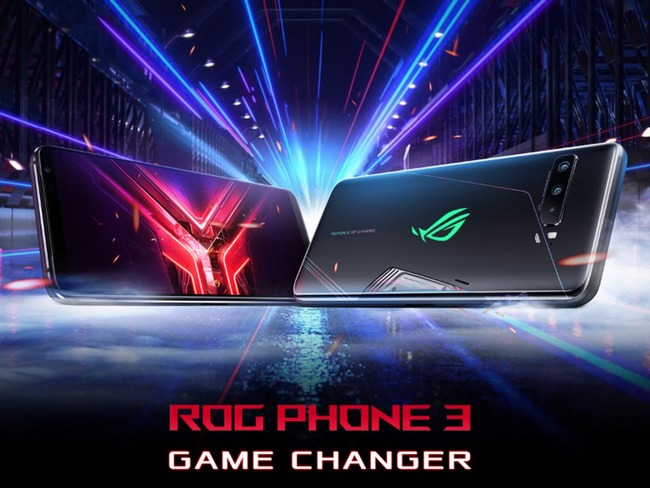 asus rog phone 3 price: Asus ROG Phone 3 with Snapdragon 865+ ...