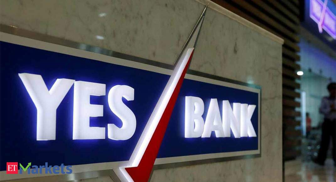 Trending stocks: YES Bank shares down over 4%
