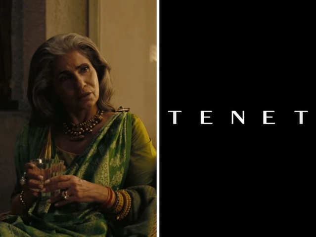 Dimple Kapadia-starrer 'Tenet' will release in 70 countries on August 26