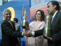Mukesh Ambani's right hand pledges INR100 crore worth RIL shares, leaves the market guessing