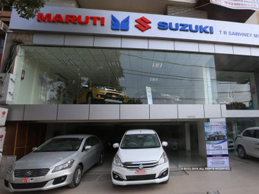 At Maruti, hope rides country roads with demand as pillion