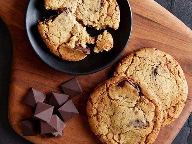 When a smart cookie chips in: A new chocolate chip design by Tesla comes 80 yrs after the commercial teardrop shape