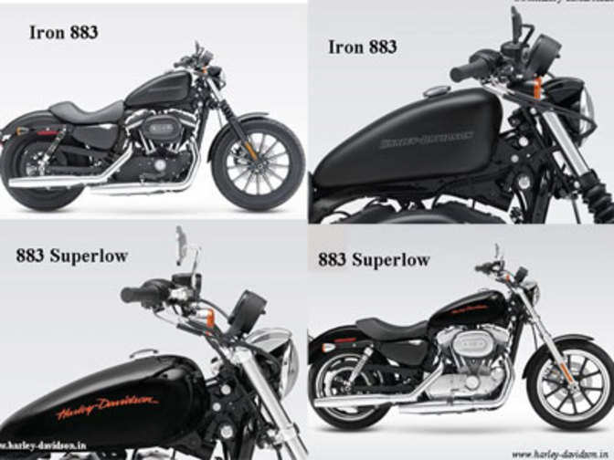harley davidson sportster iron 883 the economic times. Black Bedroom Furniture Sets. Home Design Ideas