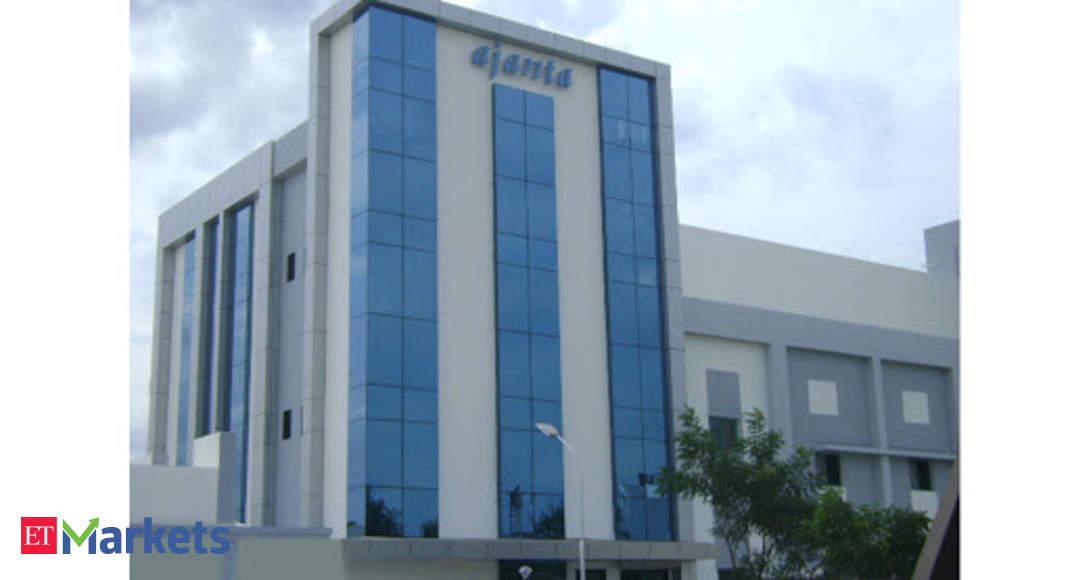 Ajanta pharma building