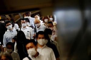 In japan coronavirus
