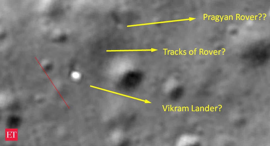 Is Chandrayaan-2's rover Pragyan intact?