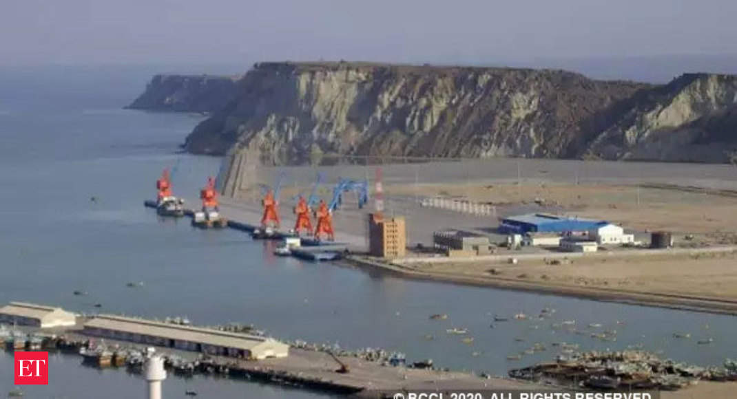 Iran's Chabahar port exports cargo to India and Southeast Asia notwithstanding slowdown