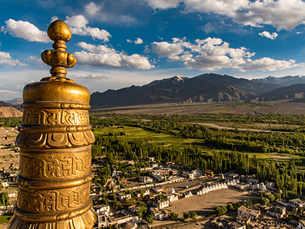 Why Ladakh is full of smiles this year