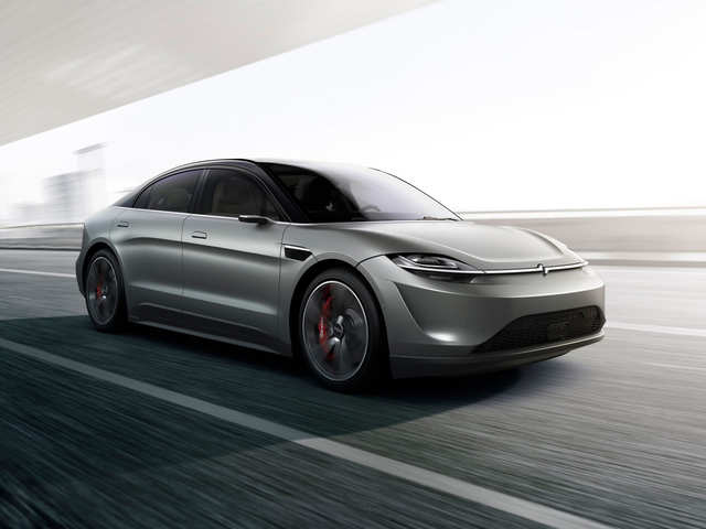 Vision-S concept EV may hit the streets, Sony in Tokyo for public road testing