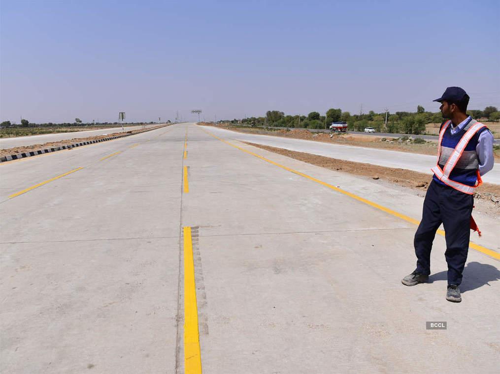 Delhi-Mumbai Eway: India's national highways building authority and NIIF part ways