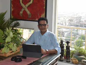 WFH diaries: OYO India CEO wears shorts during video calls, makes ice-cream for his kids