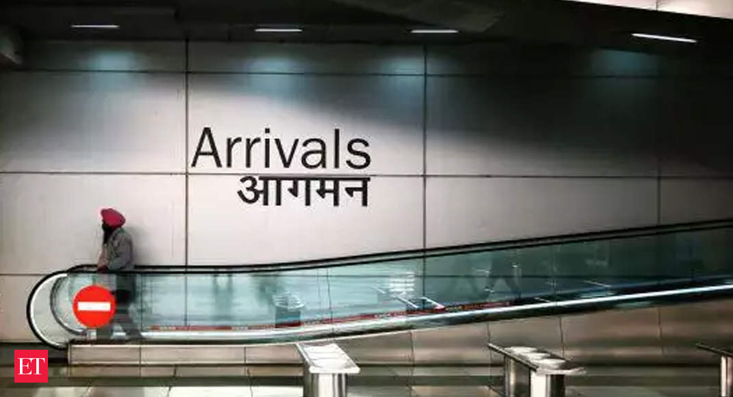 Delhi airport develops online portal for international passengers to apply for exemption from compulsory quarantine