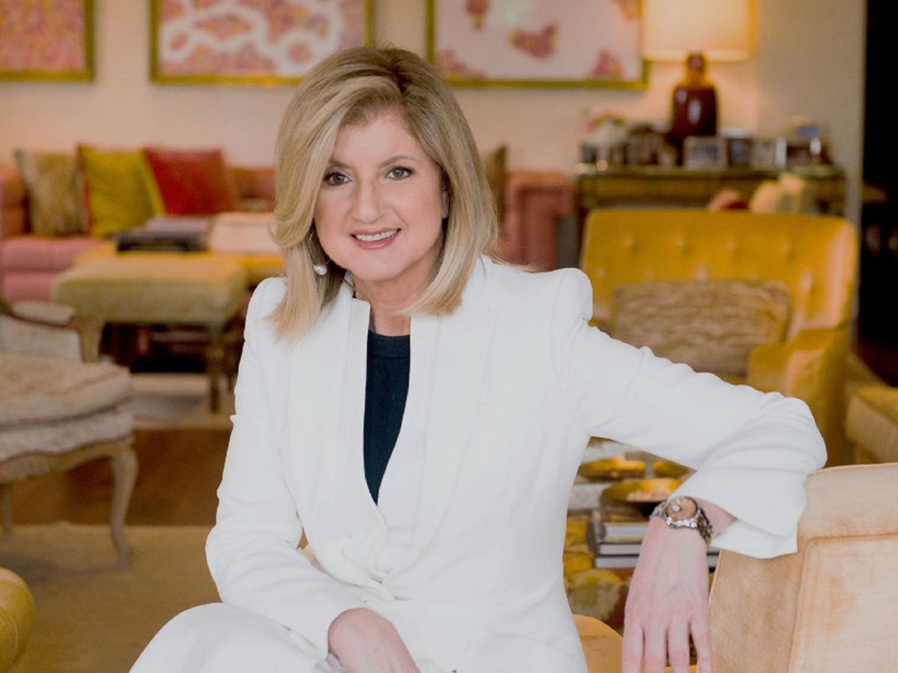 Working 24x7 to achieve success is a myth: Arianna Huffington