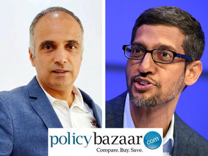 After Jio, Google sets sights on stake in Policybazaar, might spend $150 million for 10%