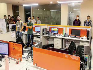 Gurugram: Call centre dupes 30,000 Americans in three weeks by posting malware links