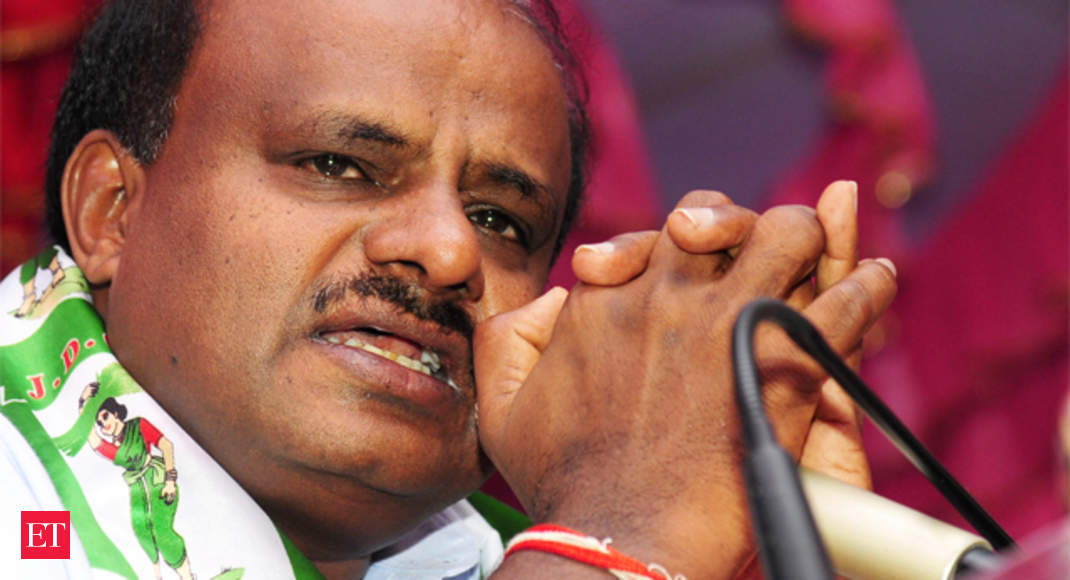Political leaders from South denied of chances by Hindi politics: Kumaraswamy