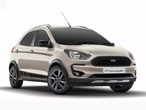 Ford India Launches Top End Variant Of Freestyle Starting At Rs