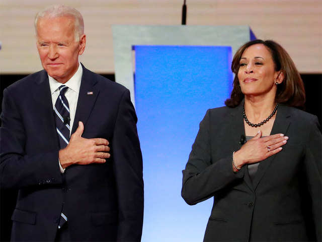 All You Need To Know About Kamala Harris Who Is She The Economic Times