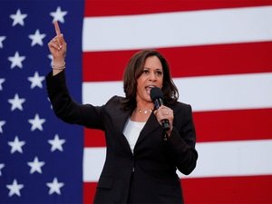 Is Democratic Vice President Nominee Kamala Harris Too Left Or Enough Indian The Economic Times