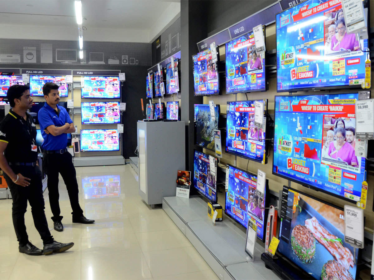 TV import: Latest News & Videos, Photos about TV import | The Economic Times
