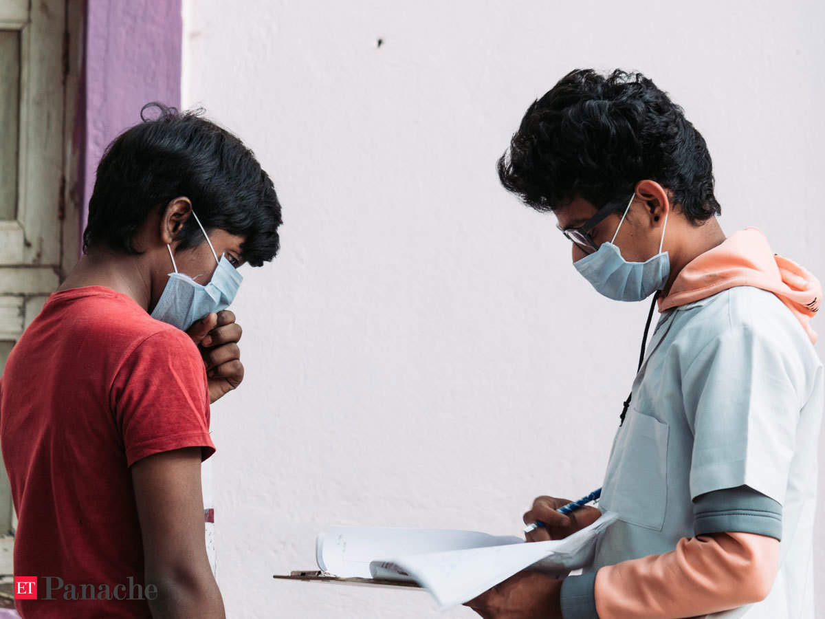 Fever Followed By Cough Muscle Pain Likely Order Of Coronavirus Symptoms Decoded The Economic Times