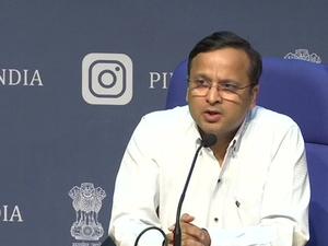 Health ministry joint secretary Lav Agarwal tests positive for coronavirus