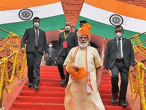 World leaders greet Prime Minister Modi on India's 74th Independence Day