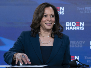 Kamala Harris Appoints An Indian American As Her Press Secretary The Economic Times
