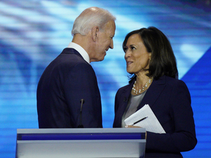 Kamala Harris S Sister Step Daughter Niece Deliver Speeches To Nominate Her As Vp The Economic Times